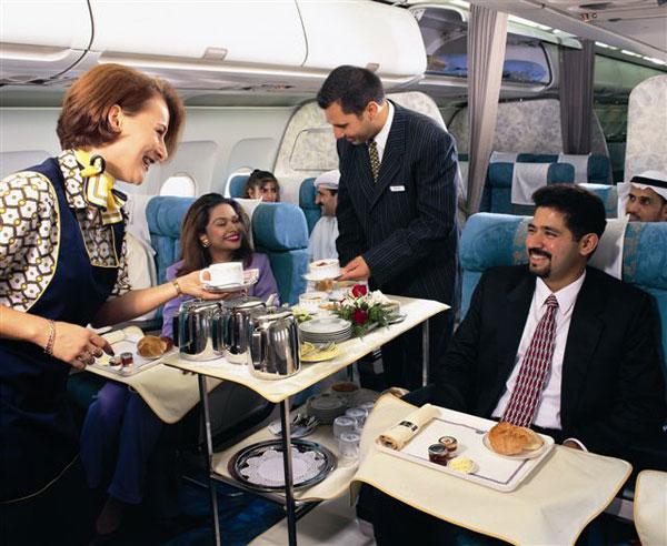 Kuwait Airways Service