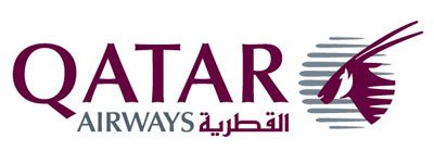 Logo der QATAR Airways
