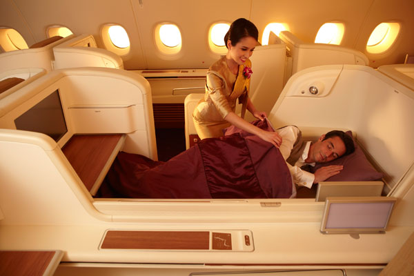 THAI Airways Royal First Class