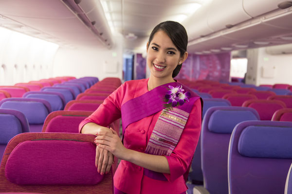THAI Airways Crew