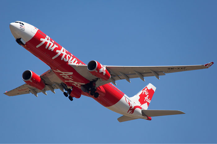 AirAsia Flight