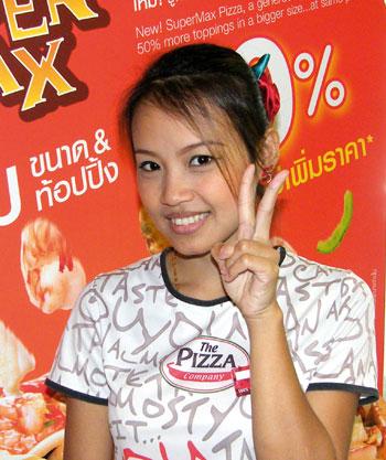 Thaifrau des Monats vom FARANG-Magazin in 2009